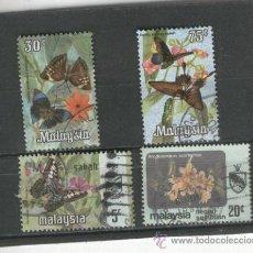 Sellos: MALAYSIA.MALAISIA.MALASIA.SELLOS.PAISES EXOTICOS.. Lote 31476331