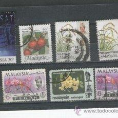 Sellos: SELLOS MALAISIA MALAYSIA MALAYA PERAK . Lote 39151611