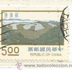 Sellos: CHINA, TAIWÁN, PAISAJES. Lote 41245682