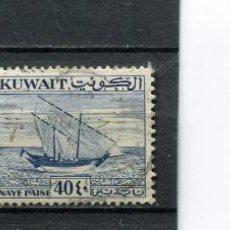 Sellos: KUWAIT SELLOS LOTE PAISES ARABES EXOTICOS GOLFO PERSICO. Lote 42676146