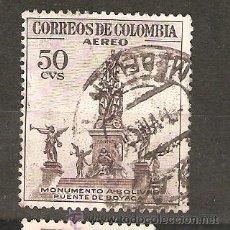 Sellos: LOTE A-SELLOS SELLO COLOMBIA CORREO AEREO. Lote 44810462