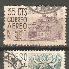 Sellos: LOTE S-SELLOS MEXICO. Lote 180005585