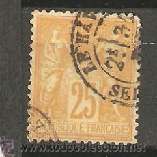Sellos: LOTE S-SELLOS SELLO FRANCIA 1880- MAS DE 5 EUROS CATALOGO. Lote 262019700