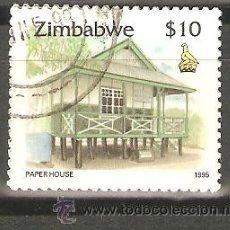 Sellos: LOTE A-SELLOS SELLO ZIMBABWE ALTO VALOR. Lote 134943218