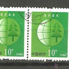 Sellos: LOTE A-SELLOS CHINA. Lote 50941794