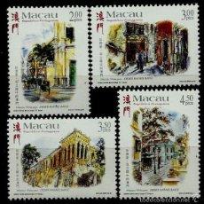 Sellos: MACAO [COLONIA PORTUGUESA] 1998- MI 0992/95 AFI 0970/73 (SERIE) ***NUEVO. Lote 56803134