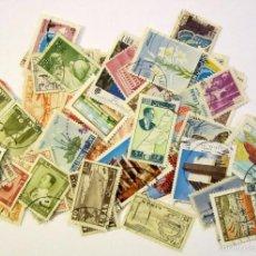 Sellos: 60 SELLOS USADOS LIBANO. Lote 58723261