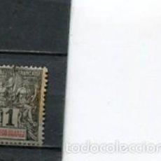 Francobolli: SELLOS ANTIGUOS PAISES EXOTICOS DESAPARECIDOS DIEGO SUAREZ NUM 25. Lote 60067507