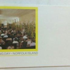Sellos: NORFOLK ISLAND 2 SOBRES PRIMER DÍA. Lote 74611254
