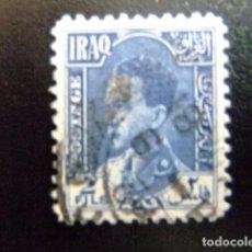 Sellos: IRAK IRAQ 1934 ROI GHAZI 1 º YVERT 107 º FU MICHEL 80 SCOTT 62 STANLEY 173 . Lote 78077105