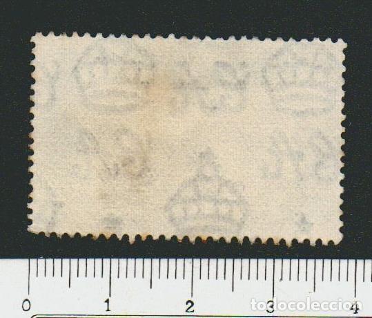 Sellos: Ceilan ( Colonia Británica ).1937-38.-3 cent.Yvert 253.Usado. - Foto 2 - 78265937
