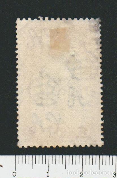 Sellos: Ceilan ( Colonia Británica)1935-36.-.2 cent.Yvert 238.Usado. - Foto 2 - 78270601
