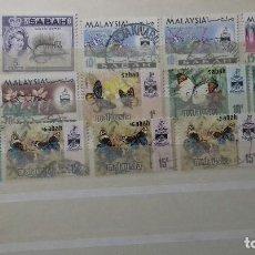 Sellos de Sabah (Malasia)
