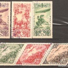 Sellos: TANNU TUVA, 1936.. Lote 85988952