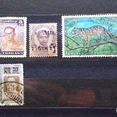Sellos: SELLOS DE SIAN (TAILANDIA) - SELLOS USADOS. Lote 149953130