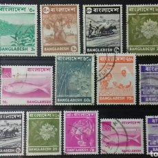 Sellos: SELLOS DE BANGLADESH. Lote 142832085