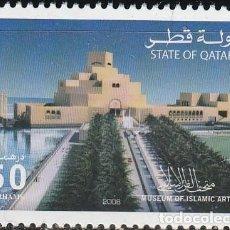 Sellos: 2008. QATAR.MUSEO DE ARTE ISLAMICO. **.MNH. Lote 161032134