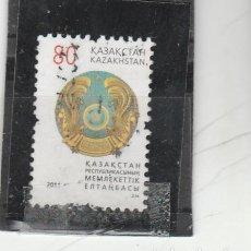 Sellos: KAZAJISTAN 2011 - MICHEL NRO. 720 - USADO. Lote 194126463