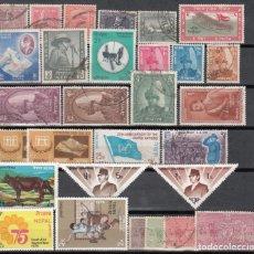 Sellos: NEPAL, LOTE DE SELLOS . Lote 175280944