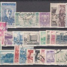 Sellos: SIRIA, 1946 - 1955 LOTE DE SELLOS . Lote 175281737