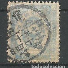 Sellos: ASIA - SELLO CON MATASELLO MUY INTERESANTE - USADO - LEA EL TEXTO POR FAVOR. Lote 176768848