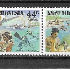 Francobolli: MICRONESIA Nº AE 30 AL 31 (**). Lote 181496657