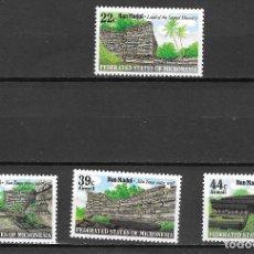 Selos: MICRONESIA Nº 33 Y AE 13 AL 15 (**). Lote 181542626