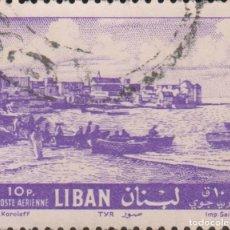 Sellos: SELLO LIBANO LIBAN USADO FILATELIA CORREOS. Lote 183590543