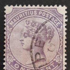 Francobolli: MAURICIO, 1893-94, YVERT 83. Lote 191277157