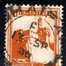Sellos: PALESTINA // YVERT 66 // 1927-45 ... USADO. Lote 191529715