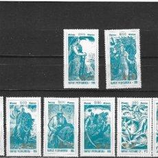 Francobolli: KIRGHIZSTAN Nº 85 AL 92 (**). Lote 193091416
