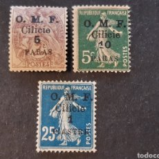 Sellos: CILICIE, YVERT 89, 90 *. Lote 194193943