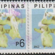 Sellos: LOTE V- SELLOS FILIPINAS. Lote 194921942