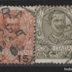 Sellos: LOTE U-SELLOS ITALIA . Lote 196273171