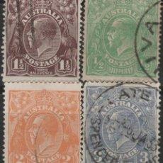 Sellos: LOTE U-SELLOS AUSTRALIA. Lote 196281891