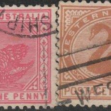 Sellos: LOTE U-SELLOS AUSTRALIA. Lote 196282080