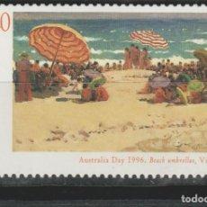 Francobolli: LOTE F2-SELLO AUSTRALIA NUEVO ARTE PINTURA. Lote 198911646