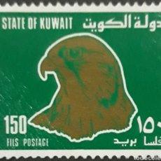 Sellos: SELLO KUWAIT 150 ÁGUILA. Lote 202524160