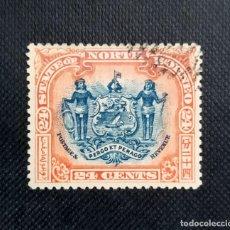 Sellos: ANTIGUO SELLO DE BORNEO DEL NORTE 1897, MOTIVOS LOCALES, INSCRIPCIÓN POSTAGE & REVENUE. Lote 212420740