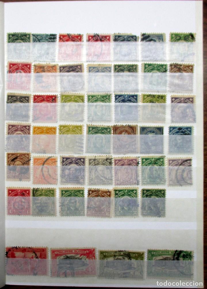 Sellos: CLASIFICADOR CON 932 SELLOS DE PAISES ASIATICOS EN NUEVO Y USADO. LOTE 0077 - Foto 9 - 214323972