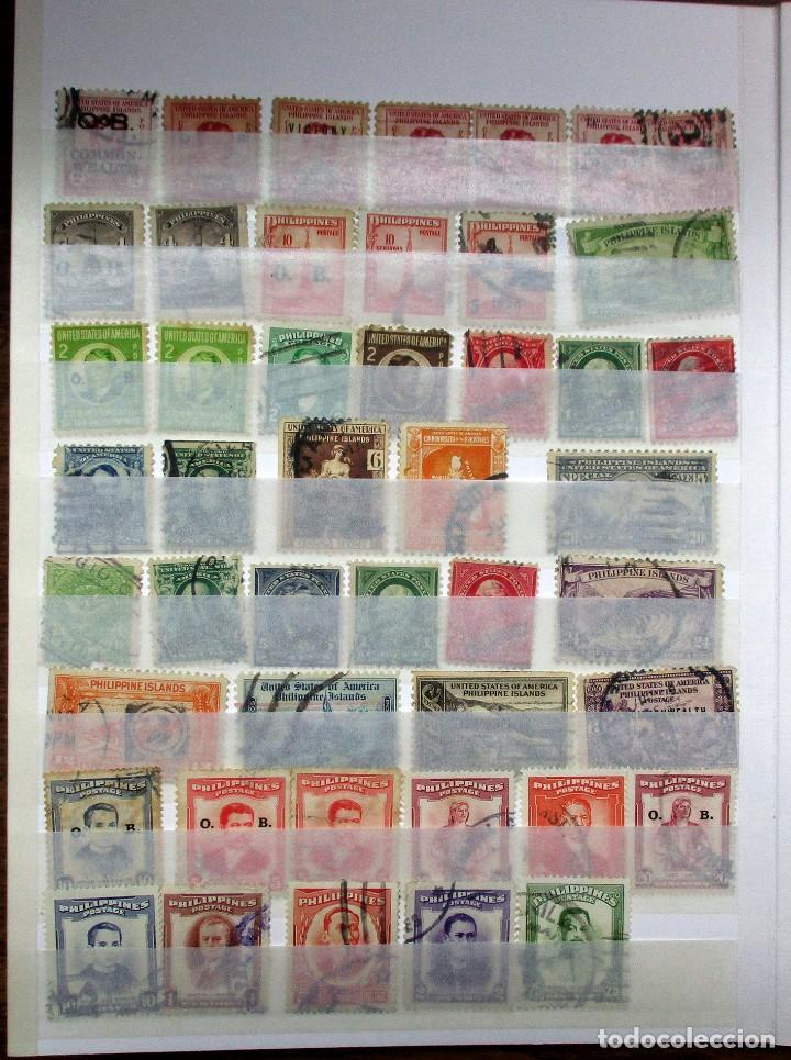Sellos: CLASIFICADOR CON 932 SELLOS DE PAISES ASIATICOS EN NUEVO Y USADO. LOTE 0077 - Foto 10 - 214323972