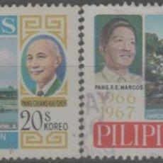 Sellos: LOTE (17) SELLOS FILIPINAS. Lote 222343160