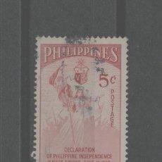 Sellos: LOTE (17) SELLO FILIPINAS. Lote 222343225