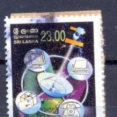 Sellos: SRI LANKA -2003- USADO. Lote 227093240