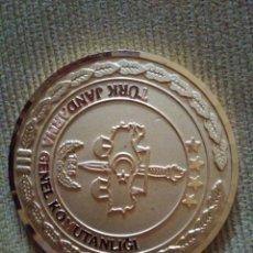 Sellos: DOS MEDALLA CONMEMORATIVA DE LA GENDARMERÍA TURCA EN BRONCE DESDE 1846. Lote 228423735