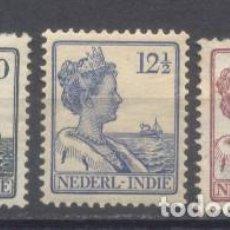 Sellos: INDIA-HOLANDESA, USADOS. Lote 239455215