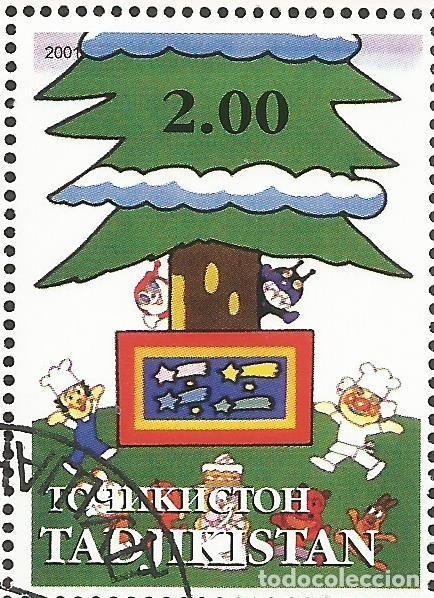 Sellos: TADJIKISTAN - BLOQUE DE ANPAMAN 2001 - ESCASO - COMBINA CON OTROS ARTÍCULOS - Foto 4 - 243686745