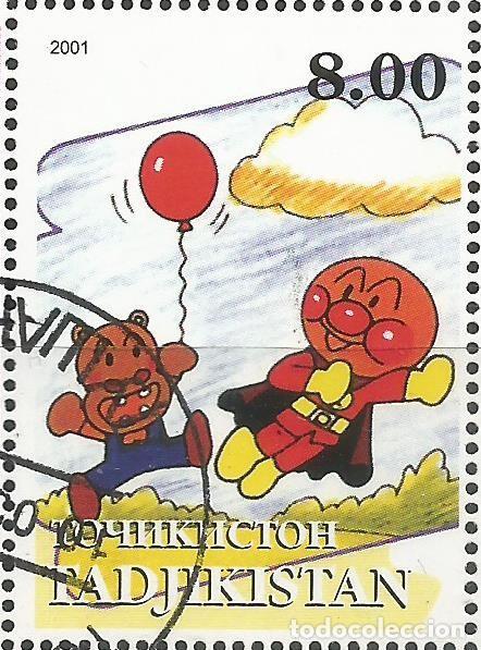 Sellos: TADJIKISTAN - BLOQUE DE ANPAMAN 2001 - ESCASO - COMBINA CON OTROS ARTÍCULOS - Foto 10 - 243686745