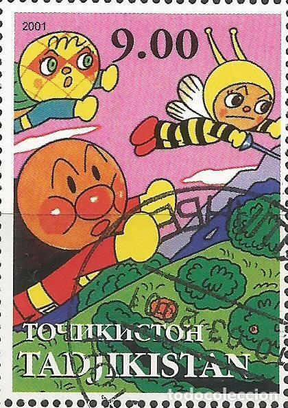 Sellos: TADJIKISTAN - BLOQUE DE ANPAMAN 2001 - ESCASO - COMBINA CON OTROS ARTÍCULOS - Foto 11 - 243686745