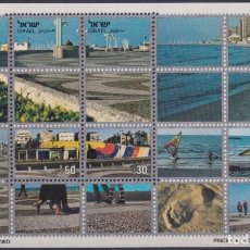 Sellos: F-EX22737 ISRAEL MNH 1983 TEL AVIV NATIONAL STAMPS EXPO. Lote 244623645